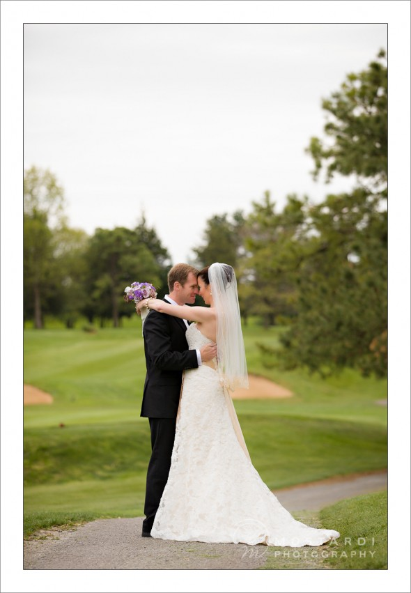 wedding photography at loch nairn country club