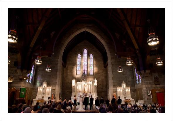 Saint Agnes Church wedding photography
