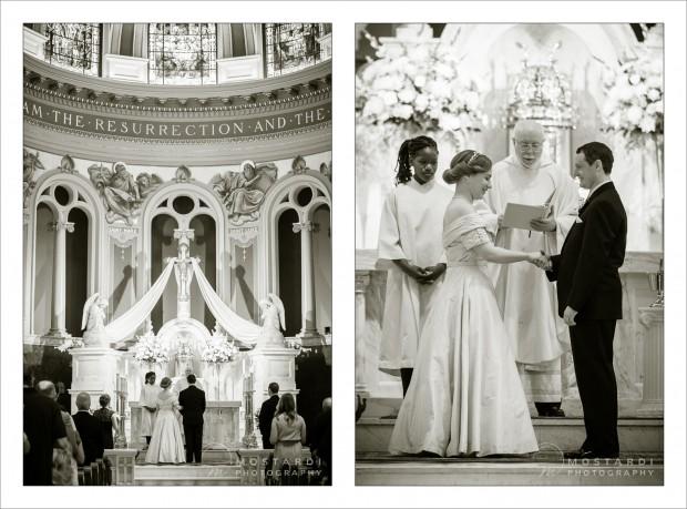 Harrisburg Wedding Photographers - Barbara & George's Wedding - Mostardi Photography