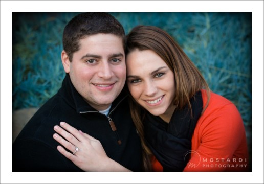 wedding photographer west chester pa engagement longwood gardens