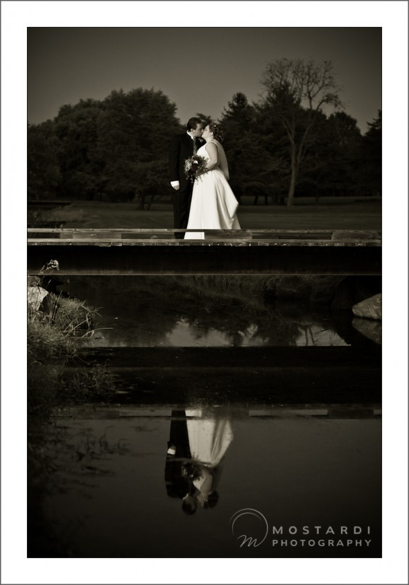 chester county pennsylvania wedding at loch nairn
