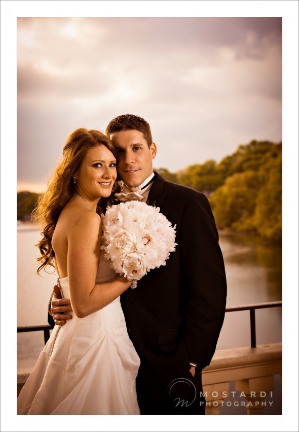 wedding photography at the waterworks restaurant philadelphia museum of art