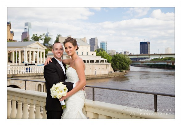 waterworks philadelphia wedding photographer