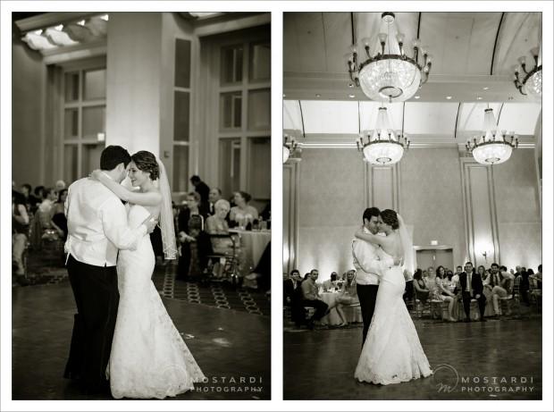 Philadelphia Marriott Downtown Wedding - Leslie & Dan's First Dance