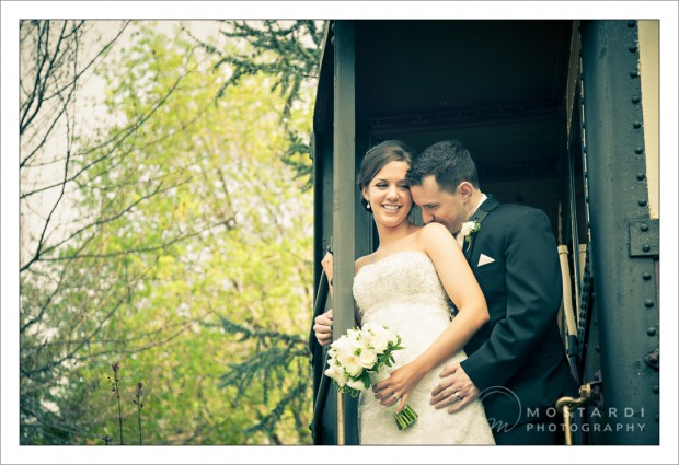 Columbia Station Phoenixville Wedding - Mike and Michelle