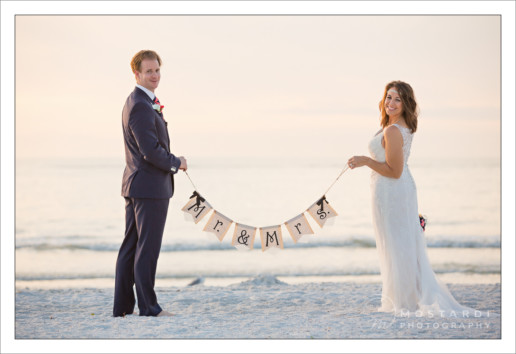 st. pete beach wedding photography