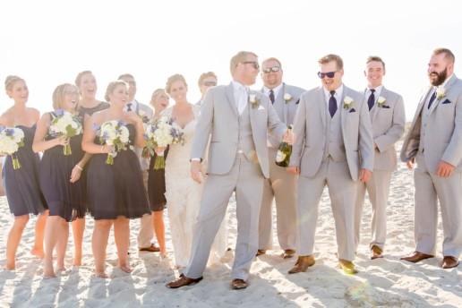 Stone Harbor New Jersey wedding photography
