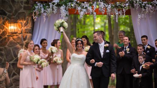 Stroudsmoor Country Inn Wedding Photographer