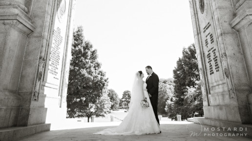 valley forge wedding picture